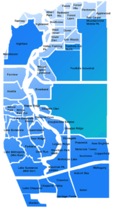 Calgary's Preferred SE Areas